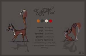 KamFox reference sheet [OLD] by Kam-Fox
