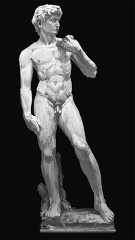 the david brush test by Jovilicioso