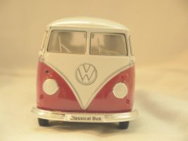 VW Bus in Retro by limeash