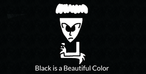 Black is a Beautiful Color by zigaudrey