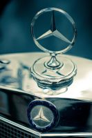 Oh Lord, won't you buy me a Mercedes Benz? part II by OscarDC