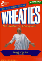 Jesus Wheaties by Page21