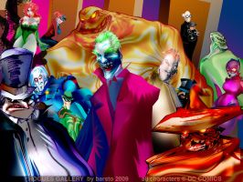 Rogues Gallery by Barsto