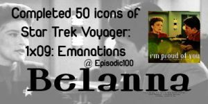 50 Star Trek Voyager Icons: Emanations by Belanna42