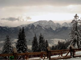 Giewont by beatqs