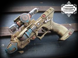 Flux Pistol Custom 2 by tursiart