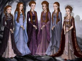 Sansa's way of life, part 1 by Eolewyn1010