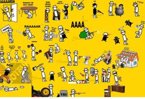 Yatzhee-Zero Punctuation by Up----and----down
