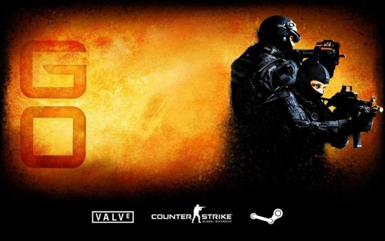 Counter Strike Global Offensive Wallpaper by supy23