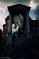 Guardian angel by Annie-Bertram