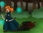 Dream: HMRRI - Princess Merida by octopusxtimexkeeper