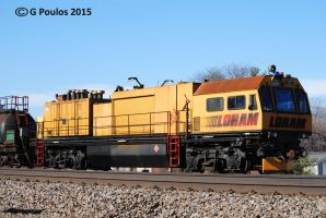 Loram RG316 Maple Ave 0082 1-25-15 by eyepilot13