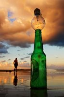 The Secret of Light Beer by ahermin