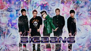 BIGBANG Wallpaper by annie2377