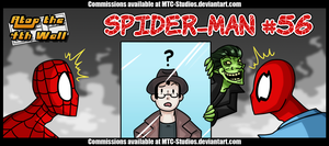AT4W Classicard : Spider-Man #56 by MTC-Studio