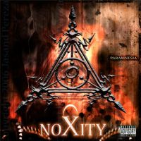 Noxity band CD cover by Viper93000