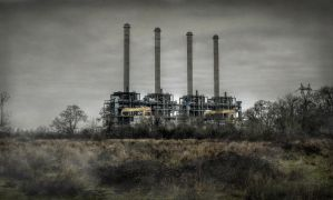 Powerplant II by fibreciment