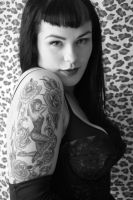 Bettie Under Her Skin I by CogentContent
