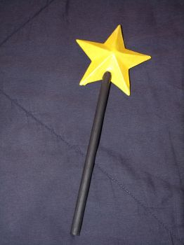 Fairly Oddparents Wand by PunkyJunky