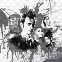 David Tennant: The 10th Adios by blacklilly5150