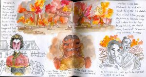 Chronicles of Jade Empire (XIV) by crisurdiales