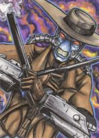 CAD BANE SKETCH CARD 1 by AHochrein2010
