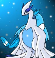 Proud Of Lugia by Articuno