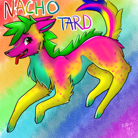 +Nacho Tard the Sparkle Tard+ by Hime-ka