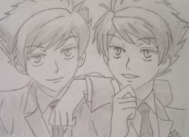 Brilliant Idea +Ouran+ by xxSummernights