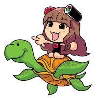 I LIKE TURTLES by sanwookong