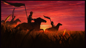 BannerRiders by Xdeathwingx