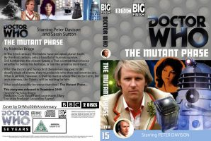 15. DOCTOR WHO: The Mutant Phase by DrWho50thAnniversary