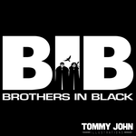 Brothers in Black by TommyJohnisArtsy