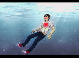 Drown by UndeadChickenNugget