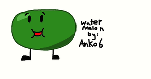 Watermelon by Anko6 by WellRead