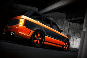 Range Rover Part 2 by DzDesign