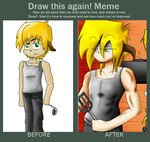 Meme  Before And After - Munz by Any1995