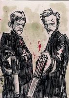 Boondock Saints by SpencerPlatt