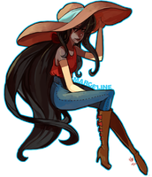 Marceline by clefaery