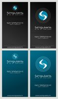 Business Card Template by 1smrad