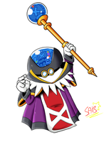 Sir Grodus by Rhay-Robotnik