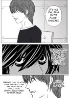 Death Note Doujinshi Page 2 by Shaami