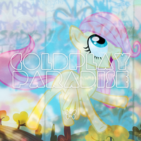 Coldplay - Paradise (Fluttershy) by AdrianImpalaMata