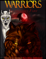 Warriors: Tigerclaw's Fury Comic Cover by Schattenherz2203