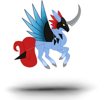 Blade pony Auction :CLOSED: by SoulEevee99