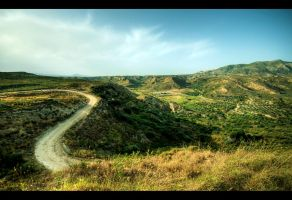 Roads of Antimachia by Beezqp