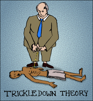 Trickledown Theory by naught101