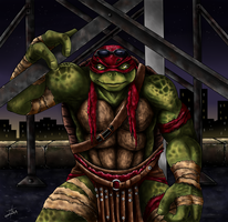 Raphael (2014 version) by BakaMeganekko