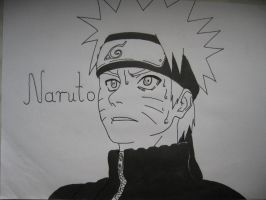 Naruto by bunio05