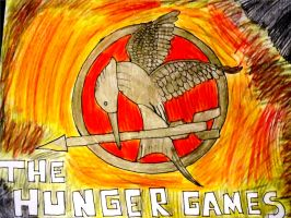 Hunger Games Poster by BuickRegalRacecar56